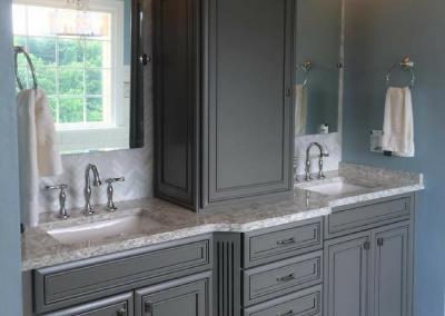 Valley Wide Bathroom Design